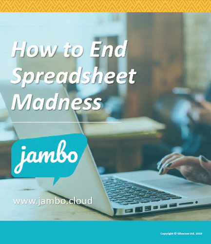 How to End Spreadsheet Madness