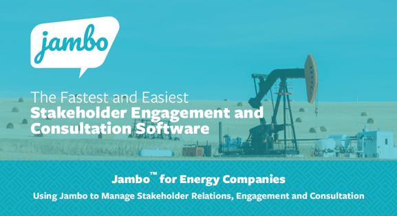 Jambo for Energy