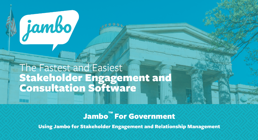 Jambo for US Government Departments