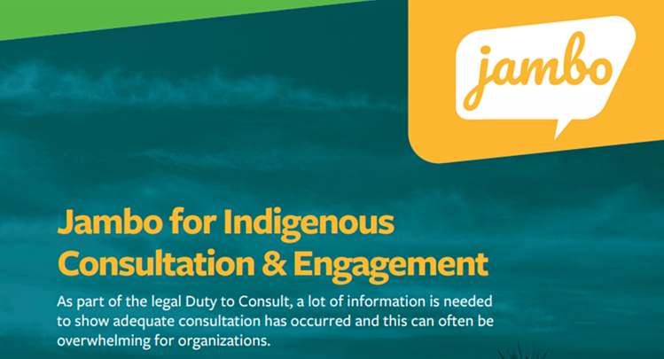 Jambo for Indigenous Consultation