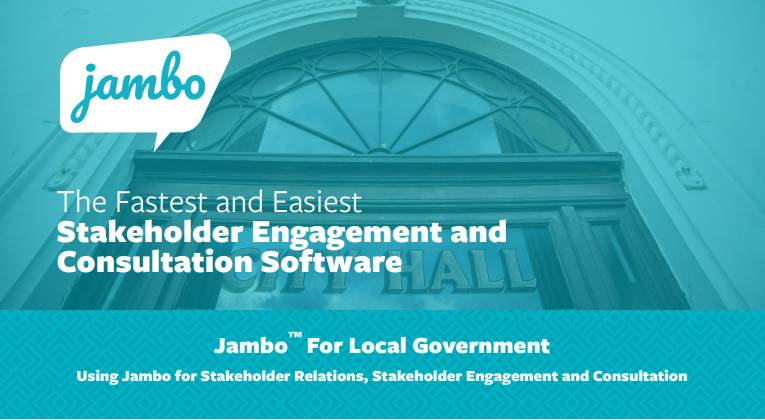 Jambo for Local Government