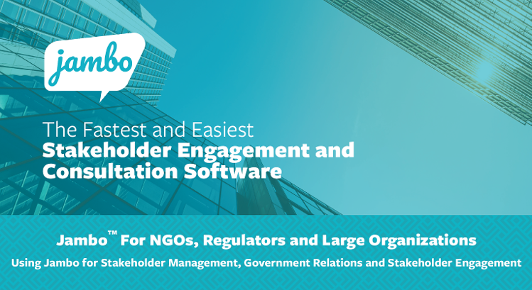 Jambo for Regulators-1