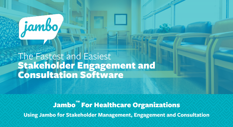 Jambo for healthcare