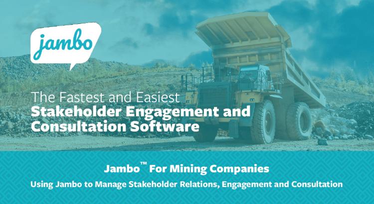 Jambo for mining